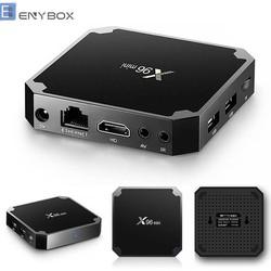 Android TV Box Enybox X69Mini - Ram 2GB, Rom 16GB, Android 7.1- Đen