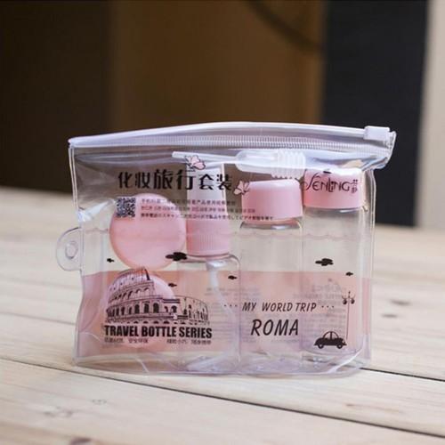 Bộ chiết mỹ phẩm du lịch 7 món Lọ chiết mỹ phẩm mini - 4854336 , 17359815 , 15_17359815 , 42000 , Bo-chiet-my-pham-du-lich-7-mon-Lo-chiet-my-pham-mini-15_17359815 , sendo.vn , Bộ chiết mỹ phẩm du lịch 7 món Lọ chiết mỹ phẩm mini