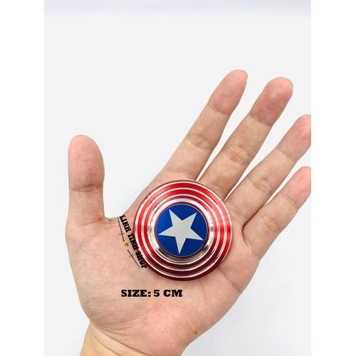 Spiner Captain American Hiệu ứng đặc biệt