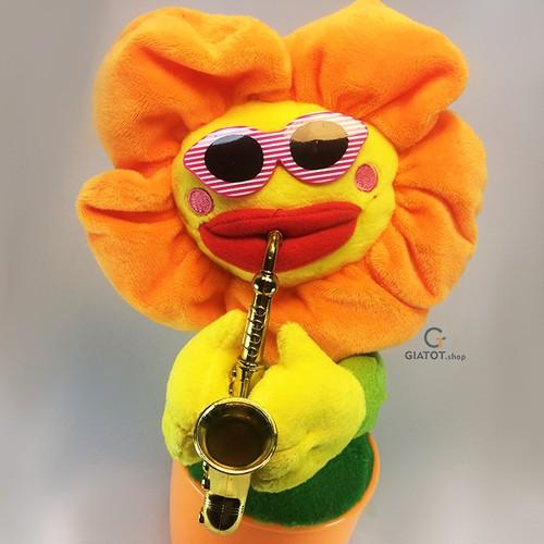Loa nghe nhạc Bluetooth hình chậu hoa uốn éo thổi kèn Saxophone - 4862122 , 17378240 , 15_17378240 , 450000 , Loa-nghe-nhac-Bluetooth-hinh-chau-hoa-uon-eo-thoi-ken-Saxophone-15_17378240 , sendo.vn , Loa nghe nhạc Bluetooth hình chậu hoa uốn éo thổi kèn Saxophone