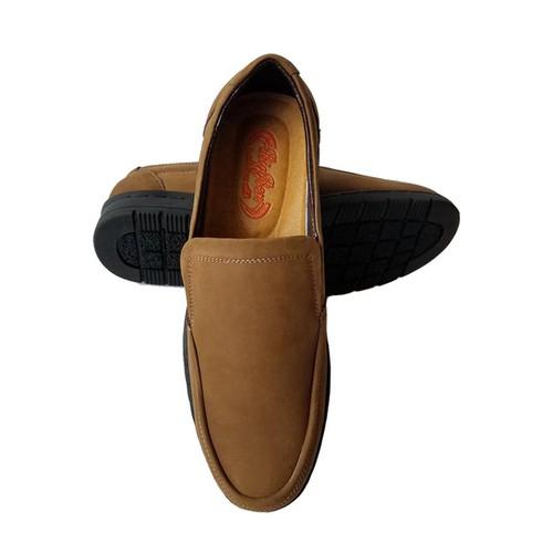 Giày Mọi BIGBEN Da Bò Thật Cao Cấp CS148
