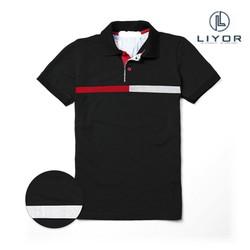 Áo thun nam [KIỂM HÀNG TRƯỚC] áo phông nam có cổ thiết kế sọc ngang cao cấp chất liệu thun cá sấu co giãn 4 chiều - ATCS005