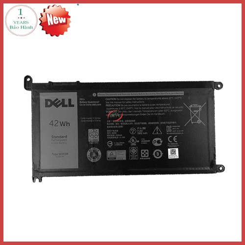 Pin dell Inspiron 5570 A001EN 42 Wh