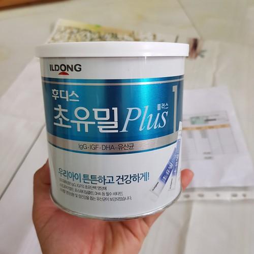 Sữa Non ILDong Foodis CHOYUMEAL Plus Hàn Quốc Số 1 - 11501410 , 17373069 , 15_17373069 , 385000 , Sua-Non-ILDong-Foodis-CHOYUMEAL-Plus-Han-Quoc-So-1-15_17373069 , sendo.vn , Sữa Non ILDong Foodis CHOYUMEAL Plus Hàn Quốc Số 1