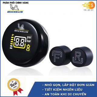 Hệ thống cảm biến đo áp suất lốp cho xe phân khối lớn Michelin 5209 - 5209 thumbnail