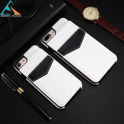 Bao da Iphone 7Plus, 7sPlus, 8Plus kiêm ví tiền đựng thẻ, card rất tiện lợi Minh House - 4861530 , 17377782 , 15_17377782 , 384000 , Bao-da-Iphone-7Plus-7sPlus-8Plus-kiem-vi-tien-dung-the-card-rat-tien-loi-Minh-House-15_17377782 , sendo.vn , Bao da Iphone 7Plus, 7sPlus, 8Plus kiêm ví tiền đựng thẻ, card rất tiện lợi Minh House