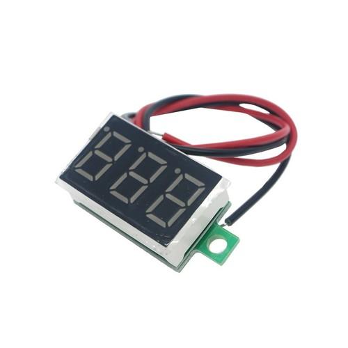 Đồng hồ vôn DC 0.36inch 4.5-30V
