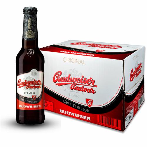 Bia Tiệp Budweiser Budvar Dark chai 330ml - 11503435 , 17379537 , 15_17379537 , 1100000 , Bia-Tiep-Budweiser-Budvar-Dark-chai-330ml-15_17379537 , sendo.vn , Bia Tiệp Budweiser Budvar Dark chai 330ml