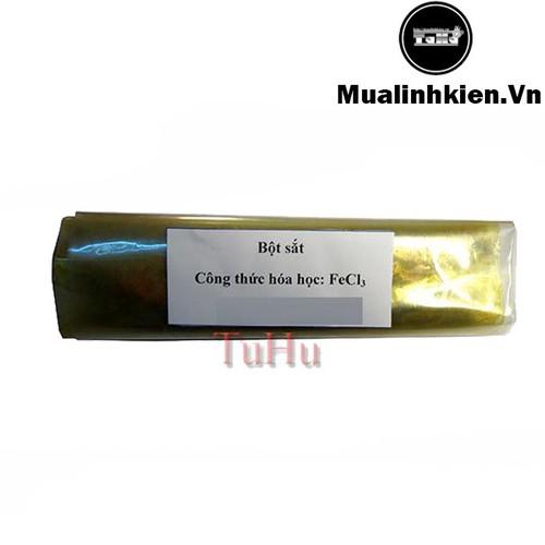 Bột sắt Fecl3 ăn mòn mạch in ( Gói to 100g ) - 4673269 , 17367613 , 15_17367613 , 10000 , Bot-sat-Fecl3-an-mon-mach-in-Goi-to-100g--15_17367613 , sendo.vn , Bột sắt Fecl3 ăn mòn mạch in ( Gói to 100g )