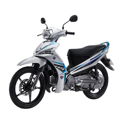 Xe Máy Yamaha Sirius FI RC vành đúc kỷ niệm 20 năm