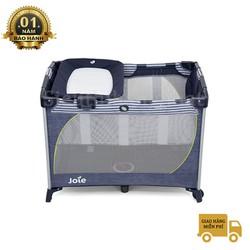 Giường cũi trẻ em Joie Commuter Change Denim - 5060264399819