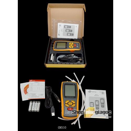 Máy đo áp suất Benetech GM510