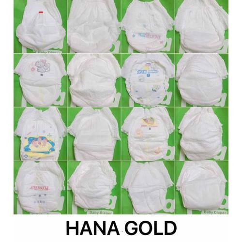 Bỉm Quần Hana gold  100 miếng