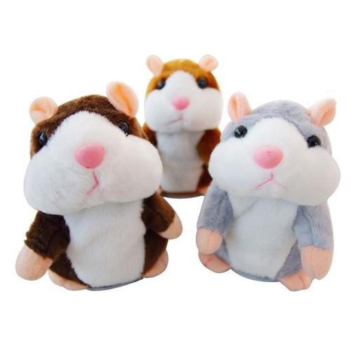 Đồ chơi chuột hamster biết nói + ghi âm được giọng nói