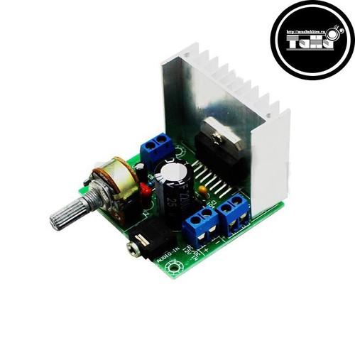 Module Audio TDA7297 15W+15W Giá Rẻ-Linh Kiện Điện Tử TuHu