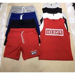 Bộ quần áo thể thao nam nữ