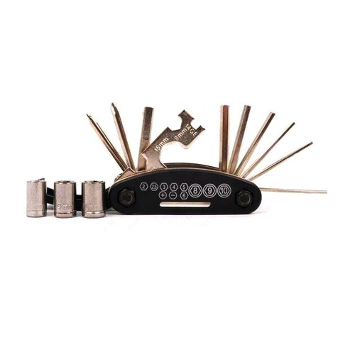 Dụng cụ sửa chữa cầm tay đa năng 13 món, tiện dụng có thể mở được hầu hết các loại ốc vít