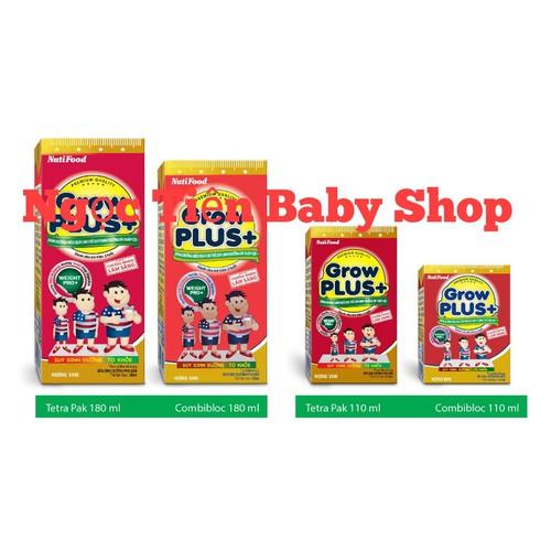 Thùng Sữa bột pha sẵn Nuti Grow Plus đỏ 110ml - 4863607 , 17380034 , 15_17380034 , 299000 , Thung-Sua-bot-pha-san-Nuti-Grow-Plus-do-110ml-15_17380034 , sendo.vn , Thùng Sữa bột pha sẵn Nuti Grow Plus đỏ 110ml