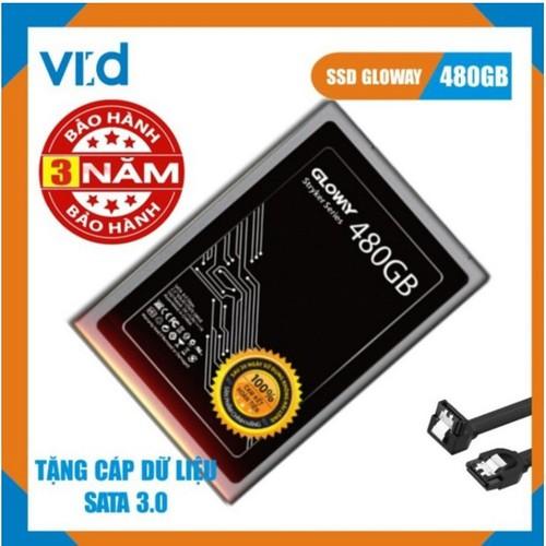 Ổ cứng SSD 480GB Gloway - Chính hãng - Bảo hành 36 tháng