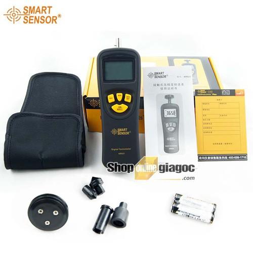 Máy đo tốc độ vòng quay không tiếp xúc Smart Sensor AR925 - 11415688 , 17363116 , 15_17363116 , 850000 , May-do-toc-do-vong-quay-khong-tiep-xuc-Smart-Sensor-AR925-15_17363116 , sendo.vn , Máy đo tốc độ vòng quay không tiếp xúc Smart Sensor AR925