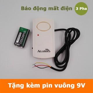 Báo động mất điện 3 pha - SP005 thumbnail