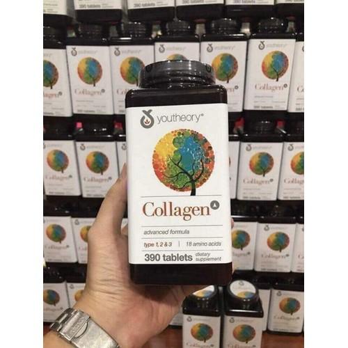 Viên uống collagen YOUTHEORY 390V - 4859138 , 17373455 , 15_17373455 , 600000 , Vien-uong-collagen-YOUTHEORY-390V-15_17373455 , sendo.vn , Viên uống collagen YOUTHEORY 390V