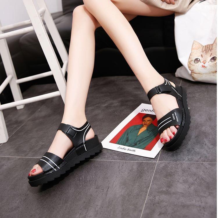 Giày sandal bánh mì ANX |Giày sandal bánh mì nữ 2