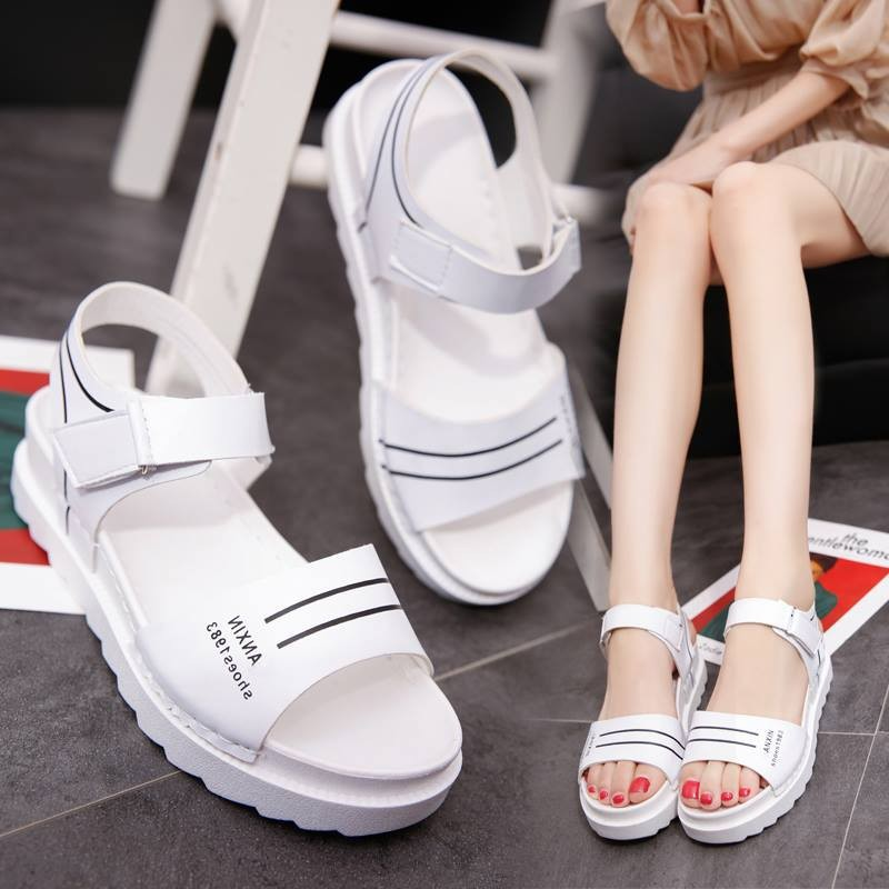 Giày sandal bánh mì ANX |Giày sandal bánh mì nữ 6