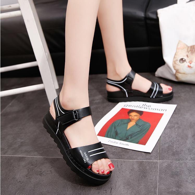 Giày sandal bánh mì ANX |Giày sandal bánh mì nữ 5
