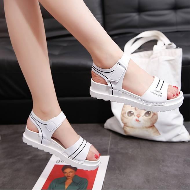 Giày sandal bánh mì ANX |Giày sandal bánh mì nữ 3