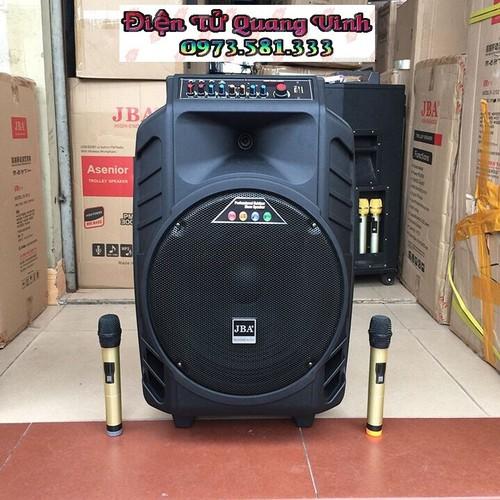 Loa kéo cao cấp 4 tấc JBA - 8900 kèm 2 mic không dây - 11504741 , 17384743 , 15_17384743 , 3600000 , Loa-keo-cao-cap-4-tac-JBA-8900-kem-2-mic-khong-day-15_17384743 , sendo.vn , Loa kéo cao cấp 4 tấc JBA - 8900 kèm 2 mic không dây
