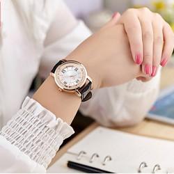 Đồng hồ nữ dây da thời trang HO-150