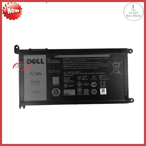 Pin dell Inspiron 5379  42 Wh