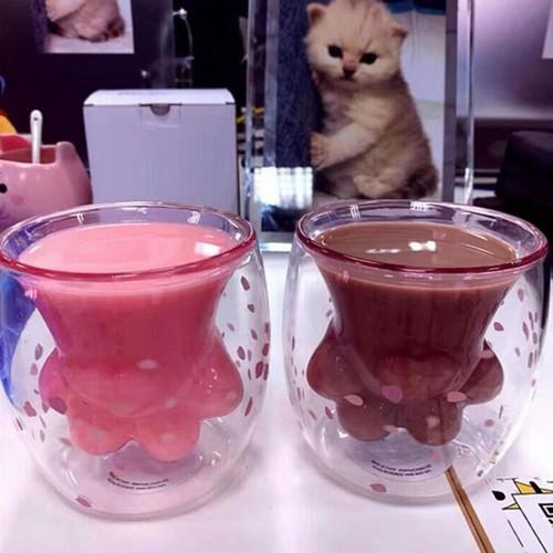 [HÀNG ĐẶT TRƯỚC] Cốc Sakura Cat Starbuck