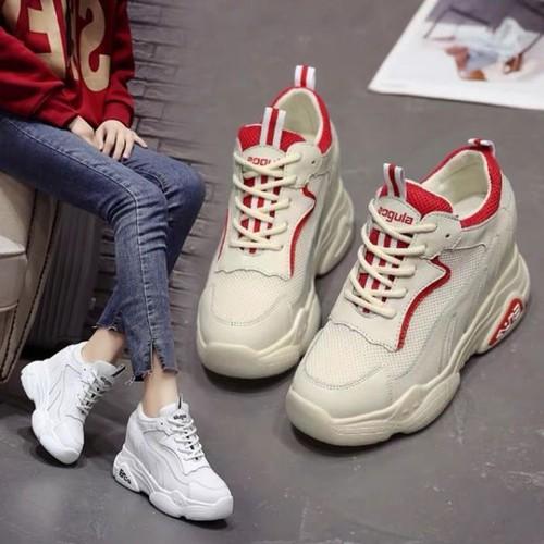 Giày bánh mì 10cm size 35-39 BM33
