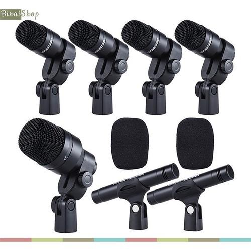 Bộ micro nhạc cụ 7 chiếc Takstar DMS-D7 - 11509504 , 17397152 , 15_17397152 , 3600000 , Bo-micro-nhac-cu-7-chiec-Takstar-DMS-D7-15_17397152 , sendo.vn , Bộ micro nhạc cụ 7 chiếc Takstar DMS-D7
