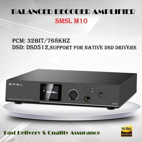 Dac Giải Mã SMSL M10 32bit 768kHz DSD512 cao cấp - 4676440 , 17395122 , 15_17395122 , 11000000 , Dac-Giai-Ma-SMSL-M10-32bit-768kHz-DSD512-cao-cap-15_17395122 , sendo.vn , Dac Giải Mã SMSL M10 32bit 768kHz DSD512 cao cấp