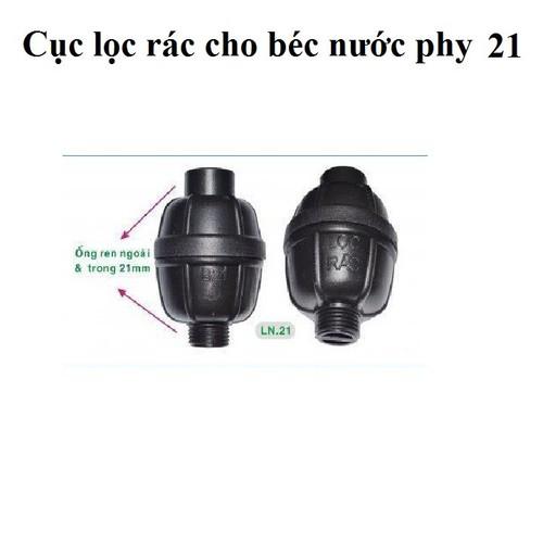 Bộ 05 cục lọc rác, cặn bẩn từ nguốn nước dẫn lên béc tưới cây phy 21 - 4869358 , 17392057 , 15_17392057 , 49000 , Bo-05-cuc-loc-rac-can-ban-tu-nguon-nuoc-dan-len-bec-tuoi-cay-phy-21-15_17392057 , sendo.vn , Bộ 05 cục lọc rác, cặn bẩn từ nguốn nước dẫn lên béc tưới cây phy 21