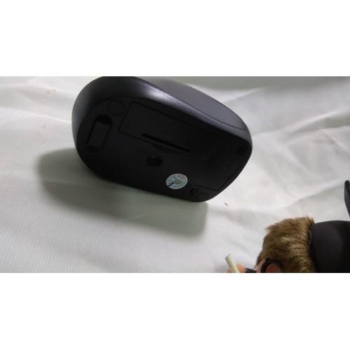 Chuột không dây chính hãng HP Thiết kế mang đến sự thoải mái tối đa cho lòng bàn tay và cổ tay - 4675646 , 17386616 , 15_17386616 , 154000 , Chuot-khong-day-chinh-hang-HP-Thiet-ke-mang-den-su-thoai-mai-toi-da-cho-long-ban-tay-va-co-tay-15_17386616 , sendo.vn , Chuột không dây chính hãng HP Thiết kế mang đến sự thoải mái tối đa cho lòng bàn tay v