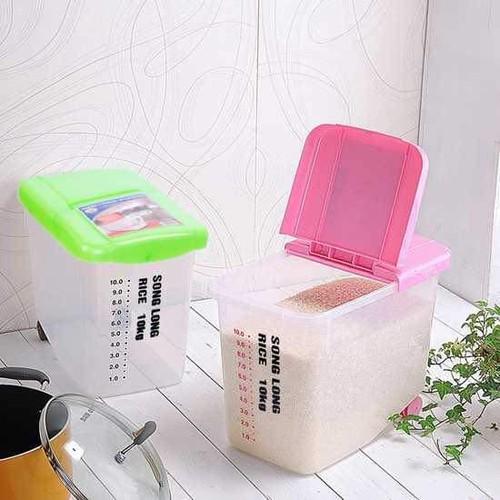 Thùng đựng gạo có bánh xe nhựa Song Long Việt Nam - 7907969 , 17406870 , 15_17406870 , 90000 , Thung-dung-gao-co-banh-xe-nhua-Song-Long-Viet-Nam-15_17406870 , sendo.vn , Thùng đựng gạo có bánh xe nhựa Song Long Việt Nam