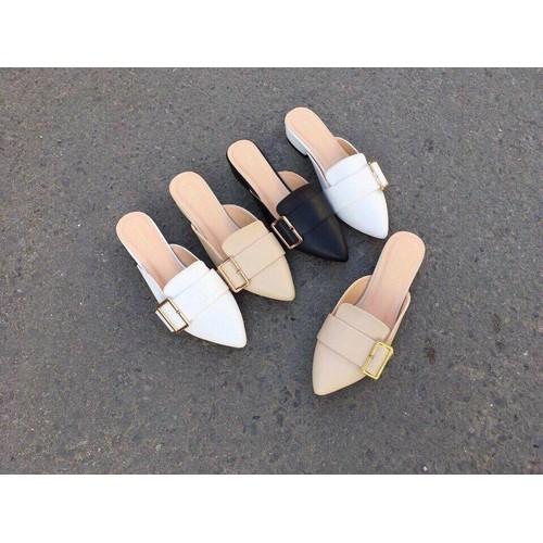 Giày sục hè siêu đẹp - M12