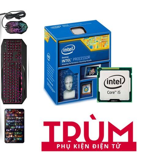 Bộ vi xử lý Intel CPU Core I5 4570 4 lõi - 4 Luồng + Quà Tặng VIP - 4869742 , 17395724 , 15_17395724 , 4088000 , Bo-vi-xu-ly-Intel-CPU-Core-I5-4570-4-loi-4-Luong-Qua-Tang-VIP-15_17395724 , sendo.vn , Bộ vi xử lý Intel CPU Core I5 4570 4 lõi - 4 Luồng + Quà Tặng VIP