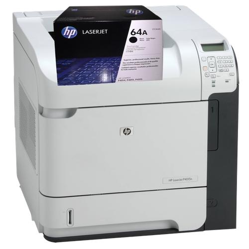Mực in Laser đen trắng HP 64A, CC364A, Dùng cho máy HP LJ P4014,4015,4515