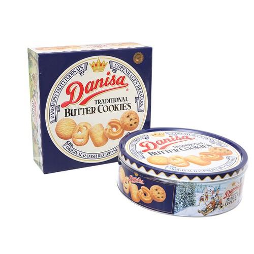 Bánh quy bơ Danisa hộp 908g - 11508248 , 17393703 , 15_17393703 , 235000 , Banh-quy-bo-Danisa-hop-908g-15_17393703 , sendo.vn , Bánh quy bơ Danisa hộp 908g