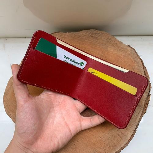 Ví nam da bò - nhuộm màu đỏ đô - thiết kế đơn giản mà không kém đi phần thời trang MC009 - 11506777 , 17391090 , 15_17391090 , 350000 , Vi-nam-da-bo-nhuom-mau-do-do-thiet-ke-don-gian-ma-khong-kem-di-phan-thoi-trang-MC009-15_17391090 , sendo.vn , Ví nam da bò - nhuộm màu đỏ đô - thiết kế đơn giản mà không kém đi phần thời trang MC009