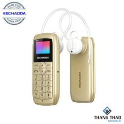 Điện thoại Kechaoda K10 siêu nhỏ kiêm tai nghe bluetooth - Hàng chính hãng