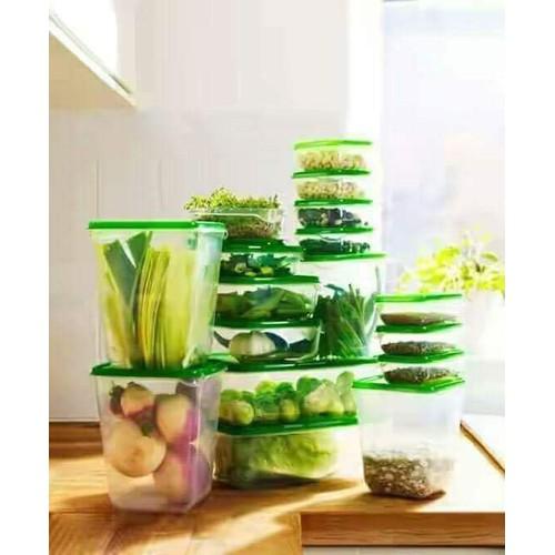 17 hộp lạnh để thực phẩm tủ lạnh