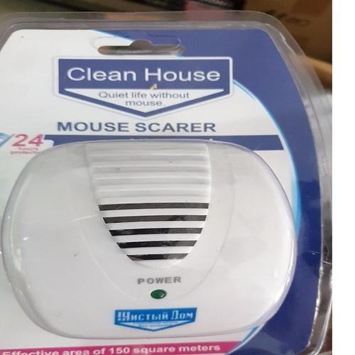 Máy đuổi côn trùng bằng sóng siêu âm Mouse Scarer - 11506163 , 17389701 , 15_17389701 , 109000 , May-duoi-con-trung-bang-song-sieu-am-Mouse-Scarer-15_17389701 , sendo.vn , Máy đuổi côn trùng bằng sóng siêu âm Mouse Scarer