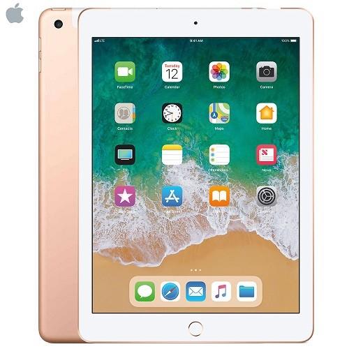Máy tính bảng Apple iPad Gen 6 Wi-Fi 128GB, Gold_MRJP2ZA|A - Hàng Chính hãng - 70162504