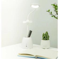 Đèn led tích hợp quạt kèm hộp bút 2267a2267a